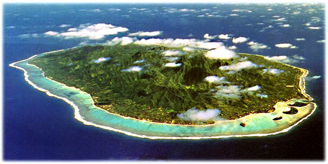 Tropical Island Beach Ambience Sound: Cook Islands Reflections
